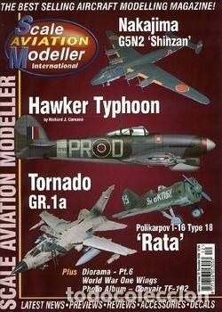 Hobbys: Scale Aviation Modeller International - Año 2000 (de febrero a diciembre:11 revistas) - Foto 11 - 174222625