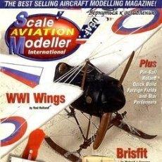 Hobbys: SCALE AVIATION MODELLER INTERNATIONAL - AÑO 1999 COMPLETO (12 REVISTAS). Lote 175902028