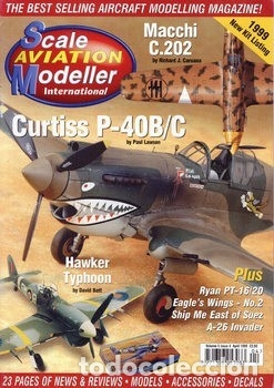 Hobbys: Scale Aviation Modeller International - Año 1999 completo (12 revistas) - Foto 4 - 175902028