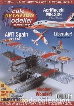 Hobbys: Scale Aviation Modeller International - Año 1999 completo (12 revistas) - Foto 7 - 175902028