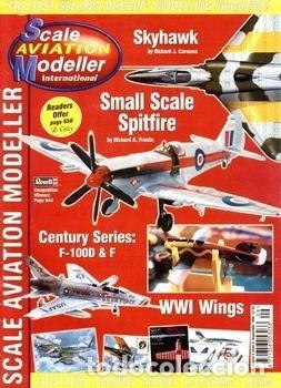 Hobbys: Scale Aviation Modeller International - Año 1999 completo (12 revistas) - Foto 9 - 175902028