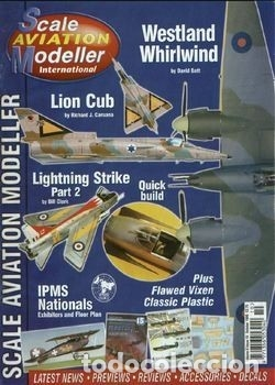 Hobbys: Scale Aviation Modeller International - Año 1999 completo (12 revistas) - Foto 10 - 175902028