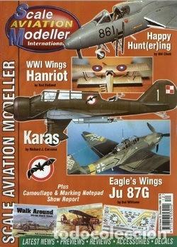 Hobbys: Scale Aviation Modeller International - Año 1999 completo (12 revistas) - Foto 12 - 175902028