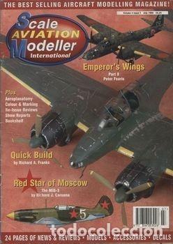 Hobbys: Scale Aviation Modeller International - Año 1998 completo (12 revistas) - Foto 8 - 175902240
