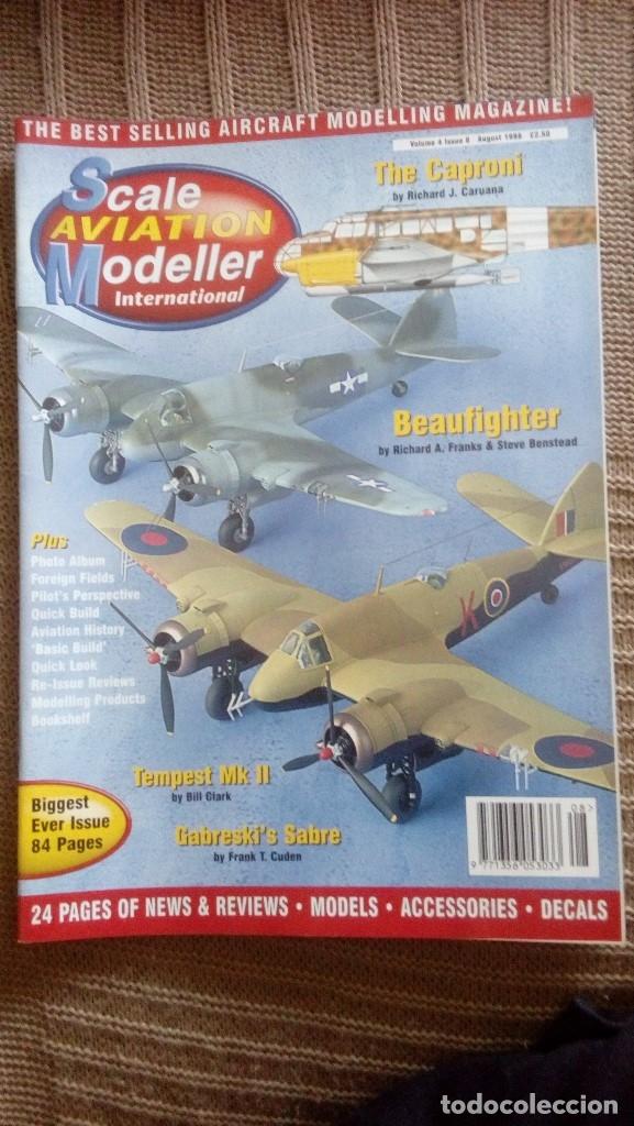 Hobbys: Scale Aviation Modeller International - Año 1998 completo (12 revistas) - Foto 9 - 175902240