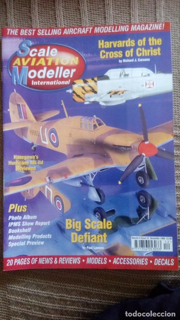 Hobbys: Scale Aviation Modeller International - Año 1998 completo (12 revistas) - Foto 12 - 175902240