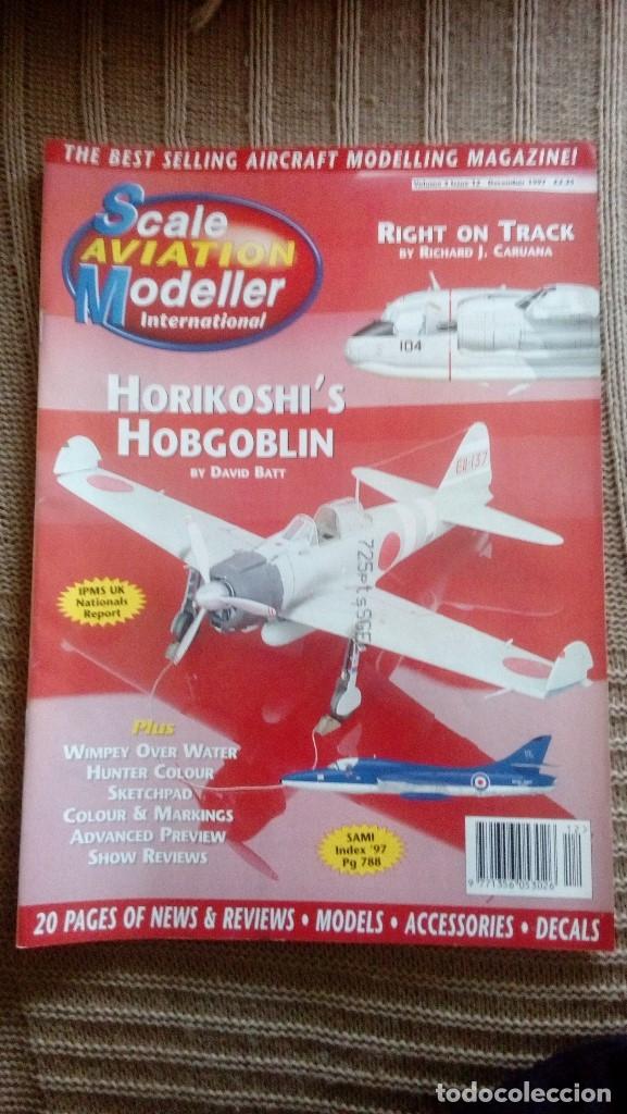 SCALE AVIATION MODELLER INTERNATIONAL - DECEMBER 1997 (Juguetes - Modelismo y Radiocontrol - Revistas)