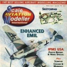 Hobbys: SCALE AVIATION MODELLER INTERNATIONAL - SEPTEMBER 1997. Lote 175902514