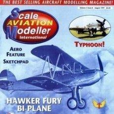 Hobbys: SCALE AVIATION MODELLER INTERNATIONAL - AUGUST 1997. Lote 175902567