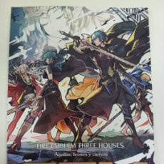 Hobbys: REVISTA GAMES TRIBUNE. GTM Nº 43. FIRE EMBLEM THREE HOUSES. ÁGUILAS, LEONES Y CIERVOS.. Lote 176237250