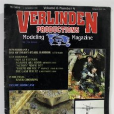 Hobbys: REVISTA VERLINDEN PRODUCTION OCTUBRE 1995. Lote 177710829
