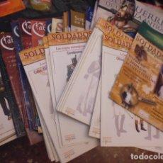 Hobbys: 80 REVISTAS MODELISMO MILITAR SOLDADOS, NAPOLEONICOS,ROMA,ESPAÑA,A CABALLO,EDAD MEDIA. VER DETALLE. Lote 178060082