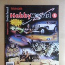 Hobbys: Nº 8 - HOBBYWORLD / HOBBY WORLD - OCTUBRE - 2000 ** VER INDICE. Lote 179233200