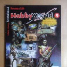 Hobbys: Nº 9 - HOBBYWORLD / HOBBY WORLD - NOVIEMBRE - 2000 ** VER INDICE. Lote 179233346