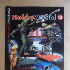 Hobbys: Nº 13 - HOBBYWORLD / HOBBY WORLD - MARZO/ABRIL - 2001 ** VER INDICE. Lote 179233737
