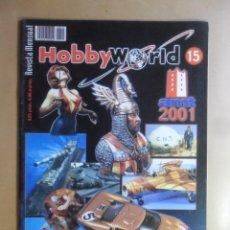Hobbys: Nº 15 - HOBBYWORLD / HOBBY WORLD - JUNIO/JULIO - 2001 ** VER INDICE. Lote 179233931