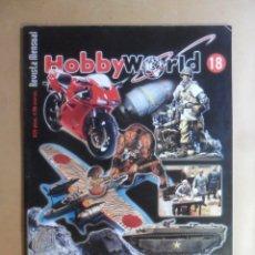Hobbys: Nº 18 - HOBBYWORLD / HOBBY WORLD - OCTUBRE - 2001 ** VER INDICE. Lote 179234146