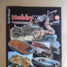 Hobbys: Nº 19 - HOBBYWORLD / HOBBY WORLD - NOVIEMBRE - 2001 ** VER INDICE. Lote 179234232