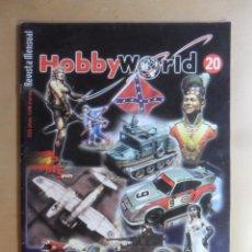 Hobbys: Nº 20 - HOBBYWORLD / HOBBY WORLD - DICIEMBRE - 2001 ** VER INDICE. Lote 179234361