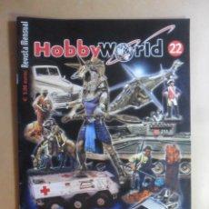 Hobbys: Nº 22 - HOBBYWORLD / HOBBY WORLD - FEBRERO/MARZO - 2002 ** VER INDICE. Lote 179234942