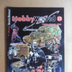 Hobbys: Nº 23 - HOBBYWORLD / HOBBY WORLD - MARZO/ABRIL - 2002 ** VER INDICE. Lote 179235052