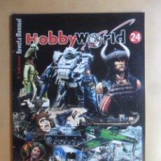 Hobbys: Nº 24 - HOBBYWORLD / HOBBY WORLD - MAYO - 2002 ** VER INDICE. Lote 179235170