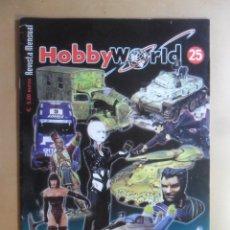 Hobbys: Nº 25 - HOBBYWORLD / HOBBY WORLD - JUNIO - 2002 ** VER INDICE. Lote 179235313