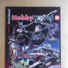 Hobbys: Nº 26 - HOBBYWORLD / HOBBY WORLD - JULIO - 2002 ** VER INDICE. Lote 179235506