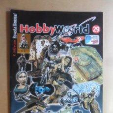 Hobbys: Nº 29 - HOBBYWORLD / HOBBY WORLD - OCTUBRE - 2002 ** VER INDICE. Lote 179235812