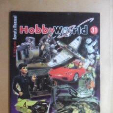 Hobbys: Nº 31 - HOBBYWORLD / HOBBY WORLD - DICIEMBRE - 2002 ** VER INDICE. Lote 179235935