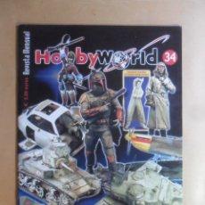 Hobbys: Nº 34 - HOBBYWORLD / HOBBY WORLD - MARZO - 2003 ** VER INDICE. Lote 179244548