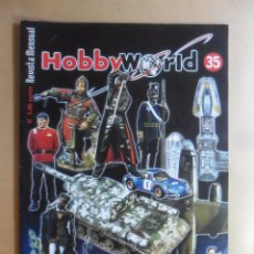 Hobbys: Nº 35 - HOBBYWORLD / HOBBY WORLD - ABRIL - 2003 ** VER INDICE. Lote 179244655