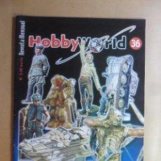 Hobbys: Nº 36 - HOBBYWORLD / HOBBY WORLD - MAYO - 2003 ** VER INDICE. Lote 179244703