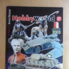 Hobbys: Nº 37 - HOBBYWORLD / HOBBY WORLD - JUNIO - 2003 ** VER INDICE. Lote 179244740