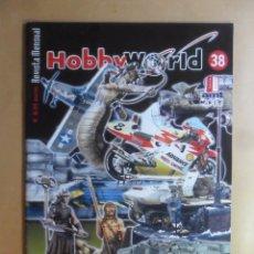 Hobbys: Nº 38 - HOBBYWORLD / HOBBY WORLD - JULIO - 2003 ** VER INDICE. Lote 179244837