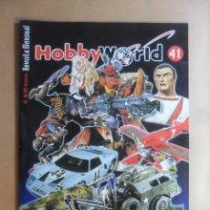 Hobbys: Nº 41 - HOBBYWORLD / HOBBY WORLD - OCTUBRE - 2003 ** VER INDICE. Lote 179245010