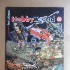 Hobbys: Nº 60 - HOBBYWORLD / HOBBY WORLD - JUNIO - 2005 ** VER INDICE. Lote 179245197