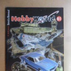 Hobbys: Nº 61 - HOBBYWORLD / HOBBY WORLD - JULIO - 2005 ** VER INDICE. Lote 179245367
