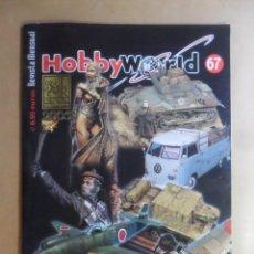 Hobbys: Nº 67 - HOBBYWORLD / HOBBY WORLD - ENERO - 2006 ** VER INDICE. Lote 179245565