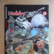 Hobbys: Nº 70 - HOBBYWORLD / HOBBY WORLD - ABRIL - 2006 ** VER INDICE. Lote 179245608