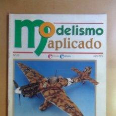 Hobbys: Nº 23 - MODELISMO APLICADO - DETALLADOS DE INTERIORES - ED. CONTRASTES. Lote 179396986