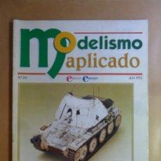 Hobbys: Nº 24 - MODELISMO APLICADO - TRANSFORMACIONES Y DETALLADOS - ED. CONTRASTES . Lote 179397076