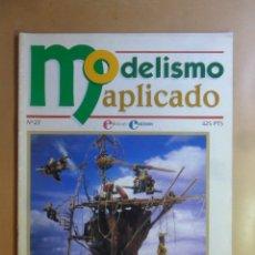 Hobbys: Nº 27 - MODELISMO APLICADO - INTRODUCCION A LOS DIORAMAS - ED. CONTRASTES . Lote 179397231