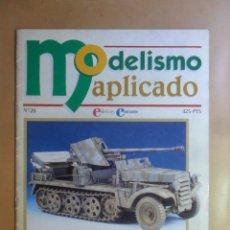 Hobbys: Nº 28 - MODELISMO APLICADO - MEJORAS Y RECONSTRUCCIONES - ED. CONTRASTES . Lote 179397302