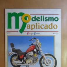 Hobbys: Nº 29 - MODELISMO APLICADO - VEHICULOS CIVILES. INTRODUCCION - ED. CONTRASTES . Lote 179397453