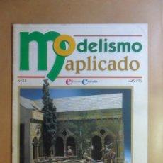 Hobbys: Nº 33 - MODELISMO APLICADO - DIORAMAS CLASICOS II - ED. CONTRASTES . Lote 179397540
