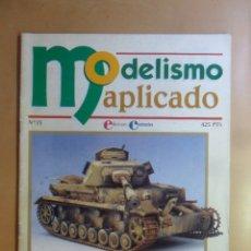 Hobbys: Nº 35 - MODELISMO APLICADO - CARROS DESTRUIDOS - ED. CONTRASTES . Lote 179397742
