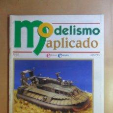 Hobbys: Nº 37 - MODELISMO APLICADO - CONSTRUCCION PROPIA - ED. CONTRASTES . Lote 179397903