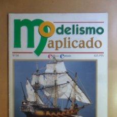 Hobbys: Nº 38 - MODELISMO APLICADO - MAQUETAS AVANZADAS - ED. CONTRASTES . Lote 179397978