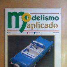 Hobbys: Nº 42 - MODELISMO APLICADO - PINTURA Y ACABADO - ED. CONTRASTES . Lote 179398086